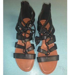 Trojan Sandals